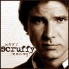 sw:  scruffy-looking