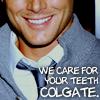 Jensen Ackles' Smile