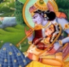 "radha and krishna are ""young and easy un"