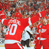 hkylvr: Celebration: Red Wings