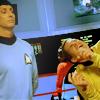 This Ain't Star Trek: Kirk spaz
