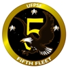 fifth fleet logo