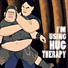 Kit Twonkie Snicket: hug therapy