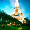 Sanya: Traveling: Paris is the city of lights