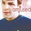 SalR323: Spock - amused
