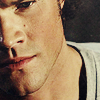 SPN: Sam S4 - sad face grey tshirt