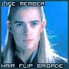 Hair Flip Brigade