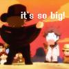 its so big