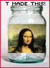 timeagency: Mona Lisa Inna Jar