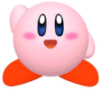 kirby, hello, happy