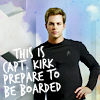 Eireinn: [Star Trek Kirk] Prepare to be boarded