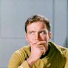 possibly Clare: kirk: ponder ponder ponder