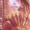 shellymatey: jenny ♣ hiding behind a fan leaving you