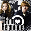 Emma: Harry Potter - Ron/Hermione