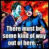 Said the Joker to the Thief