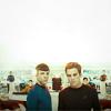kirk/spock enterprise