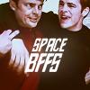 Space BFFS Kirk Bones