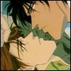 post or pre anime kiss