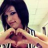 The Katie: Bandom Hey Monday Cassadee hearthands