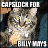 Shinji - Caps Lock for Billy Mays