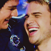 Mal: adam/kris laughing by eloquentice