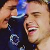 adam/kris laughing by eloquentice