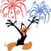 daffy fireworks