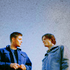 Sam&Dean blue