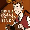 crazy person diary, dean