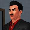 Des: Davon in The Sims 3