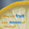 lemons of scorcery