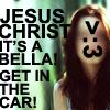 fai_nekoi: Bella:  Jesus Christ!