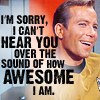 Aurienne: kirk awesome