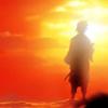 sasuke sunset