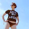 prosthetICONS: amanda palmer lick my legs