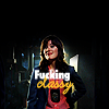 | classy as fuck.