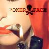 Tea Cup: -gaga- : poker face