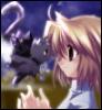 анимэ кошка