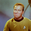 James Kirk is not pleased