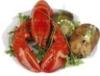 bradygirl_12: lobster dinner