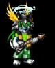 wolf warrior furry gaia online avatar