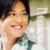 Shige smile