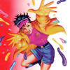 X-Men: Jubilee power