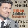Lesley: Karl Urban Addicts Anonymous