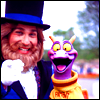Commodore Dusk: Figment and Dreamfinder
