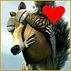 Maz (or foxxy!): Nutty love!