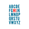 Art: Alphabet