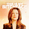 {Actor} Mary McDonnell Bitchface