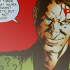Edward Nygma: Foreshadow.