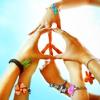 hippie peace love community